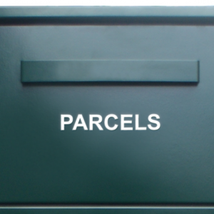 Parcel Drop Box Signwriting